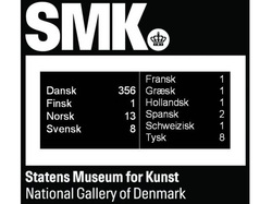 Paralabel for Dansk og Nordisk Kunst, Statens Museum for Kunst