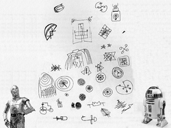Sketch by Pauline Oliveros from 1968-9 (with modifications)