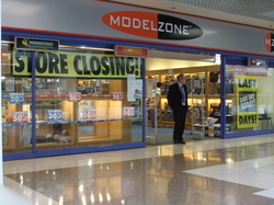 Modelzone, Broadmarsh, Nottingham