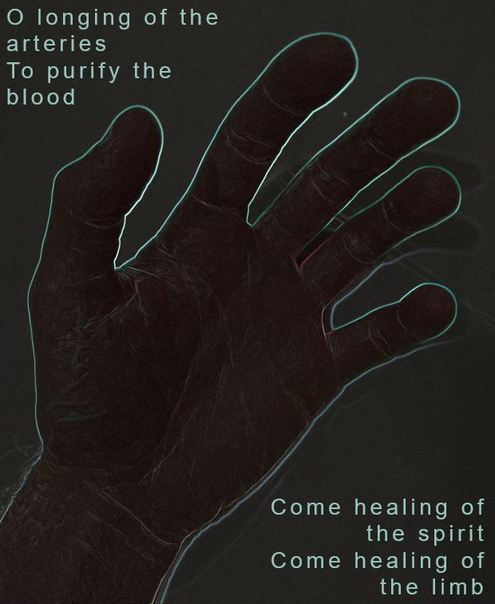 Come healing of the limb